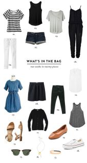 travel packing 2